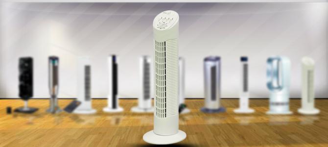 Un ventilateur colonne est-il vraiment efficace ?
